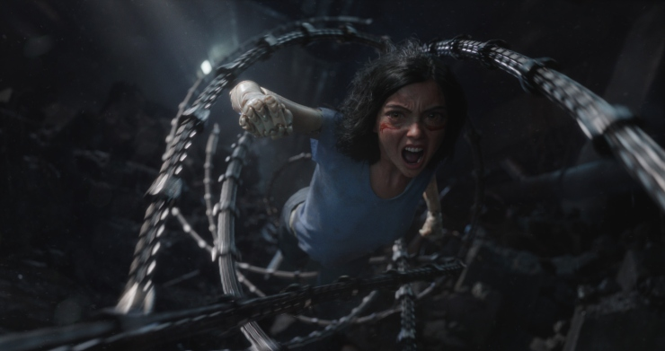 Second Alita: Battle Angel Trailer Has Cyborg Action, More Plot Details