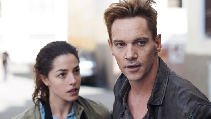 In Damascus Cover UK Trailer Jonathan Rhys Meyers Only Weapon Is His Cover