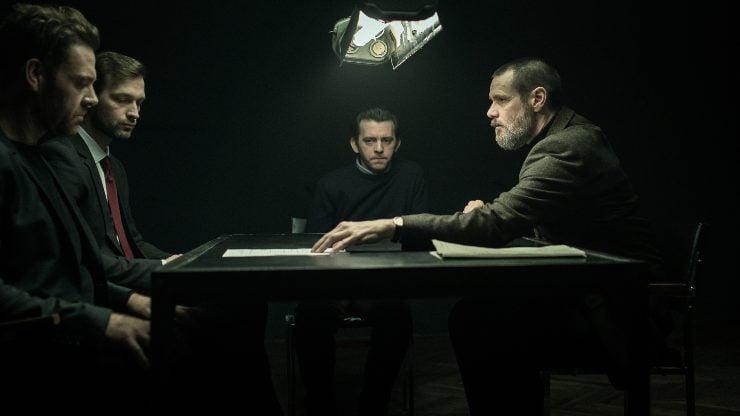 Film Review – Dark Crimes (2018)
