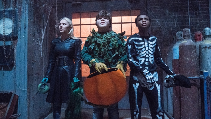 Film Review – Goosebumps 2: Haunted Halloween (2018)