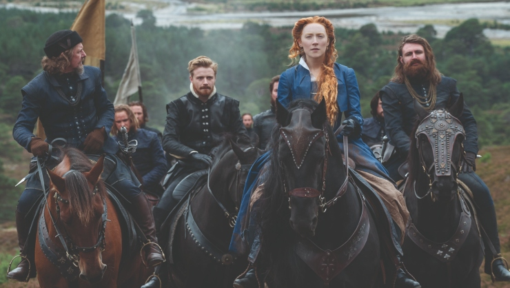 Sibling Rivalries Fight In Mary Queen Of Scots First Trailer