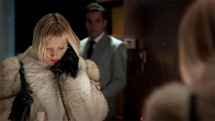 Win Limited Edition Poster For Piercing Starring Mia Wasikowska