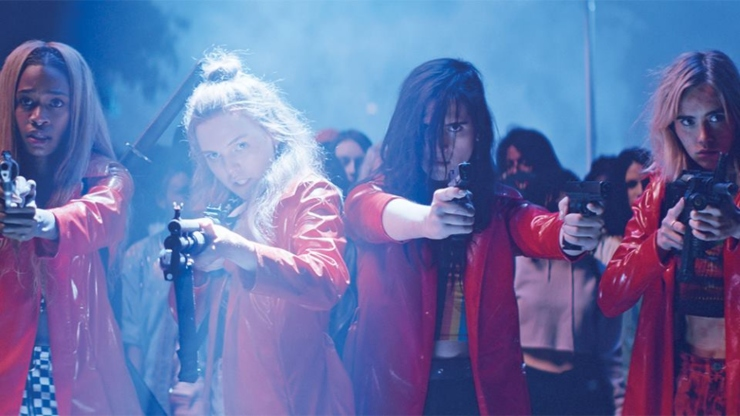 Assassination Nation UK Trailer Delivers The Salem Trials As 'The Purge'