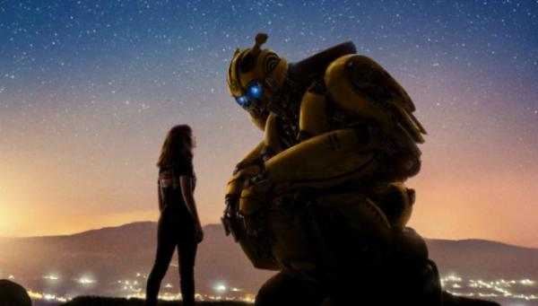 New Bumblebee New Poster Teases Every Adventure Has A Beginning