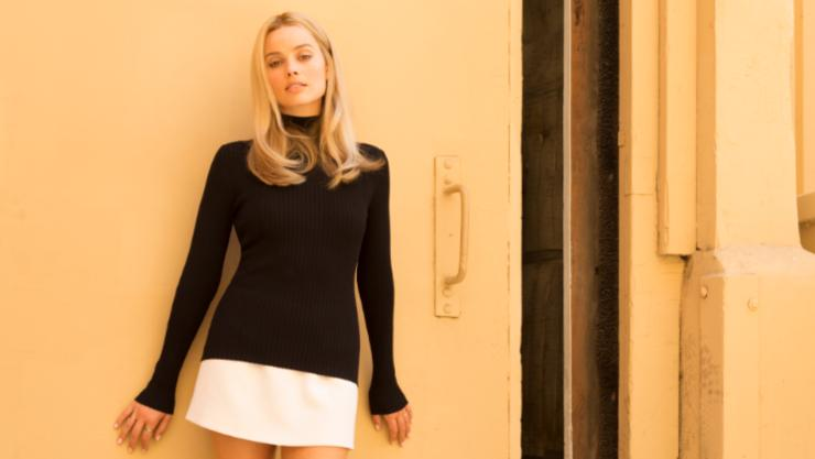 Margot Robbie Is Sharon Tate In New Once Upon A Time In Hollywood Image