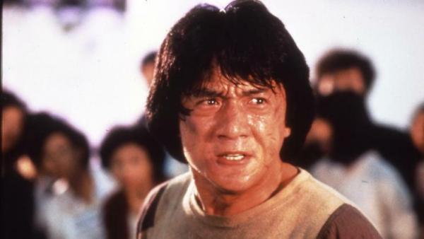 Win Jackie Chan's Police Story 1+ 2 (Eureka Classics) On Blu-ray