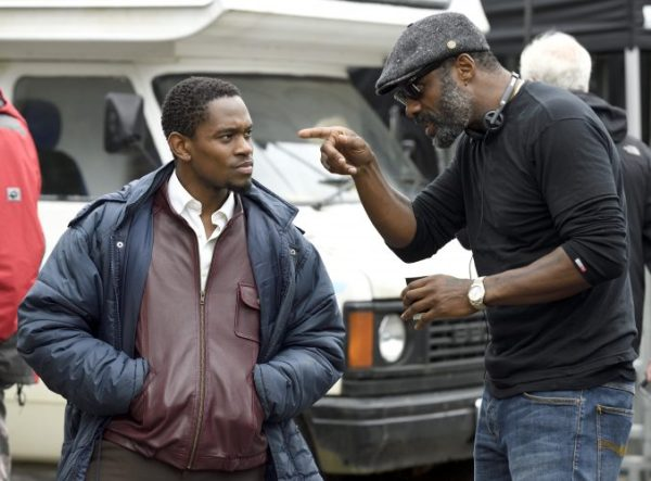 Yardie's Aml Ameen and  Shantol Jackson on working with Idris Elba