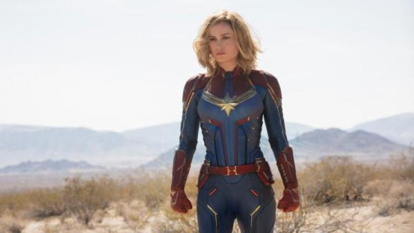 New IMAX Captain Marvel Poster Revealed Plus 'Special Look' Trailer