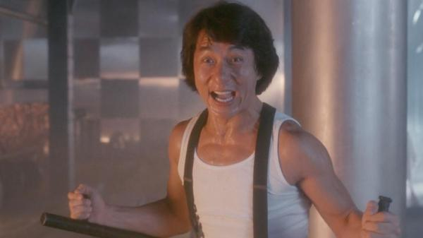 Win Jackie Chan's Action Comedy City Hunter On Blu-Ray