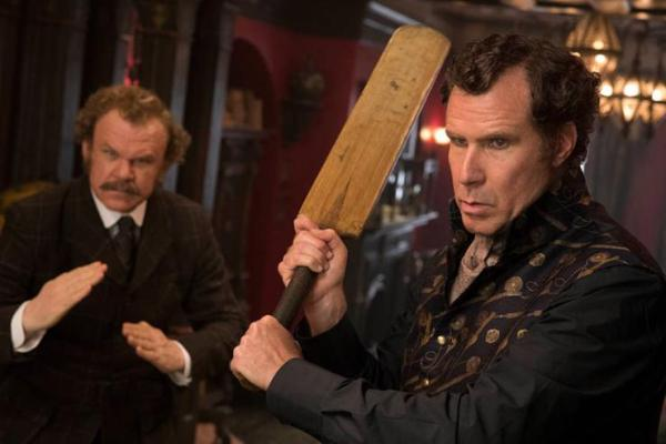 Elementary Step Brothers, Watch Holmes & Watson First Trailer