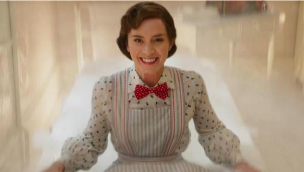 New Mary Poppins Returns New Trailer  Best Look At Emily Blunt