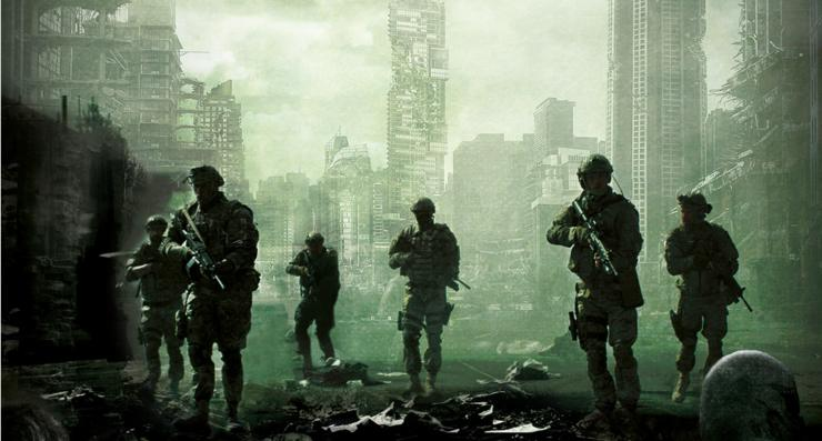 Win A Signed Redcon-1 Poster Signed By The Cast