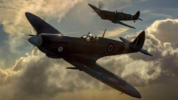 Win The Acclaimed Documentary SPITFIRE On DVD