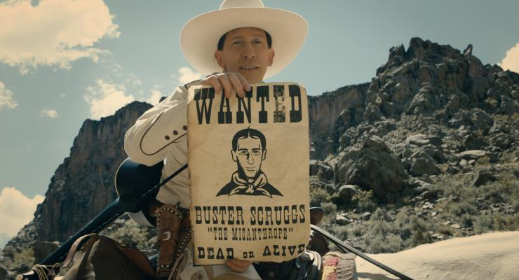 The Coen Brothers The Ballad Of Buster Scruggs Western Anthology Gets A Trailer