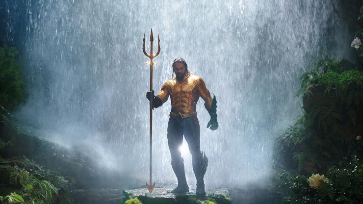 New Extended Aquaman Trailer Gives Better Look At Our Hero