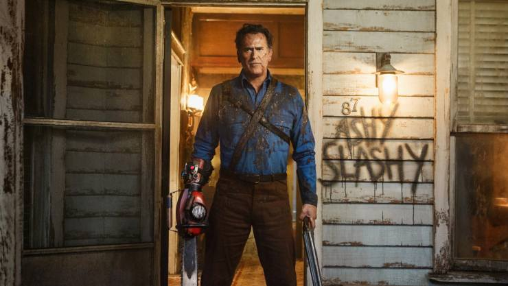 Ash vs Evil Dead – The Best One-Liners!
