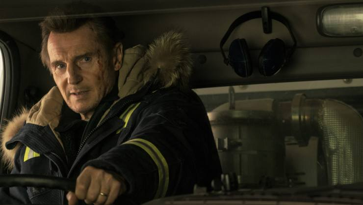 In Cold Pursuit Trailer Liam Neeson Reaps Revenge With A Snow Plough
