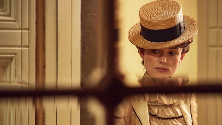 Win Colette Starring Keira Knightley On DVD