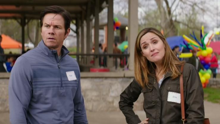 Instant Family UK Trailer Mark Wahlberg And Rose Byrne Struggle As New Parents!