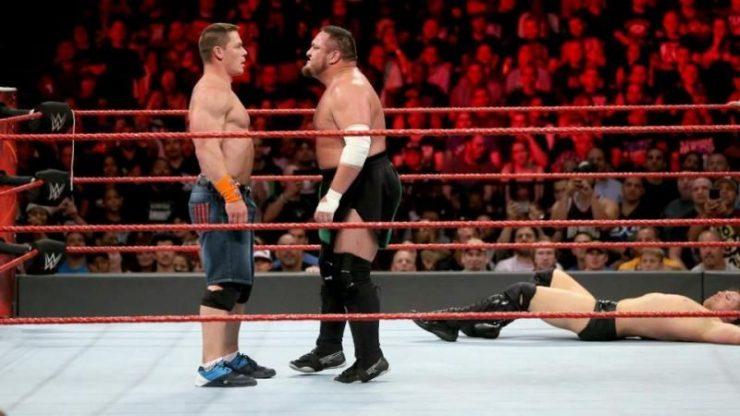John Cena vs Samoa Joe Feud Incoming?