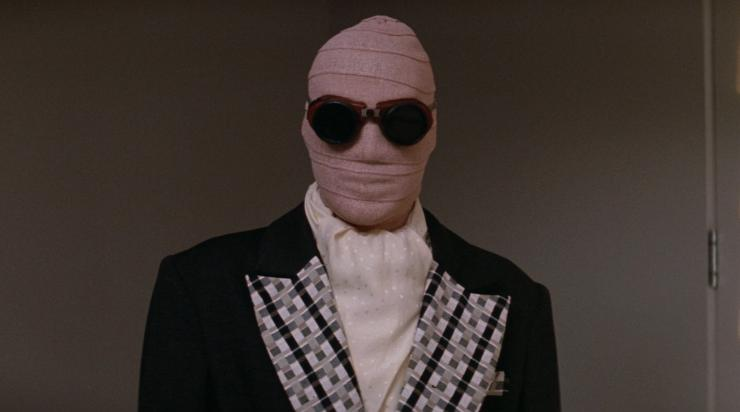 Win Memoirs Of An Invisible Man On Blu-Ray
