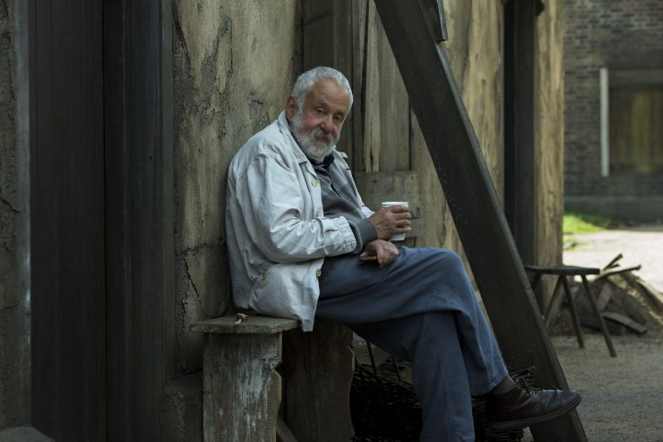 Peterloo Director Mike Leigh: From Domestic Drama to Historical Epic