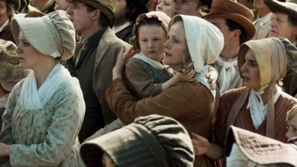 Win Mike Leigh's Peterloo On DVD