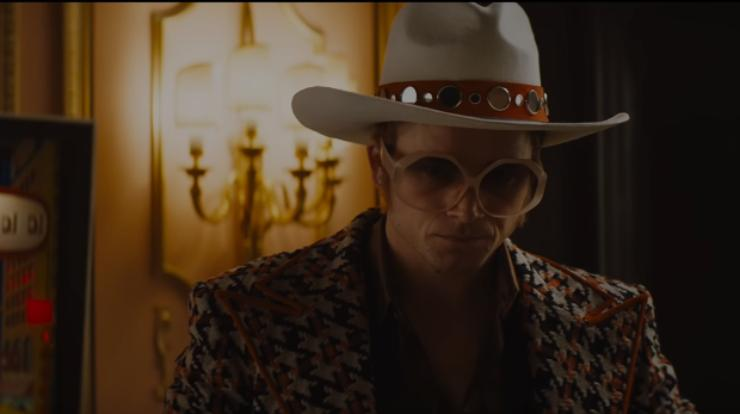 Rocketman First Trailer Will Be Flamboyant And One Crazy Ride