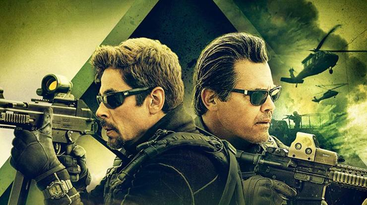 Win Sicario 2: Soldado on DVD