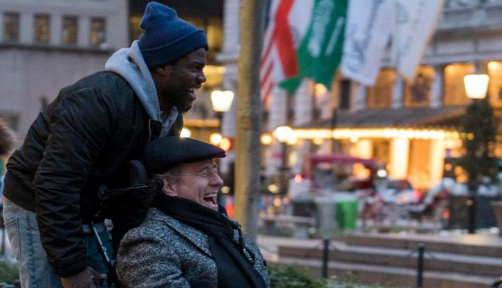 Watch UK Trailer For The Upside Starring Bryan Cranston And Kevin Hart