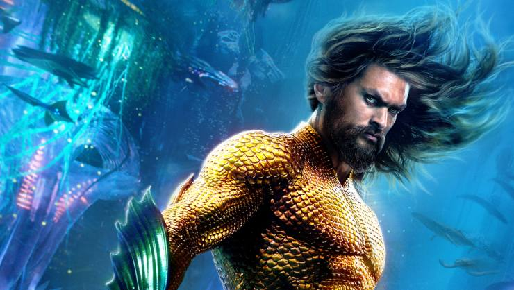 Meet The Heroes And Villains In New Aquaman Posters
