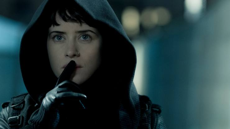 Film Review – The Girl In The Spider's Web (2018)