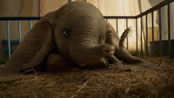Watch The Adorable Dumbo Trailer Two Heightened With Emotion