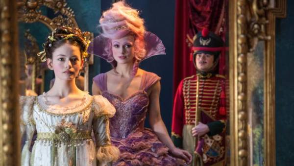 Win Disney's The Nutcracker and the Four Realms On Blu-Ray
