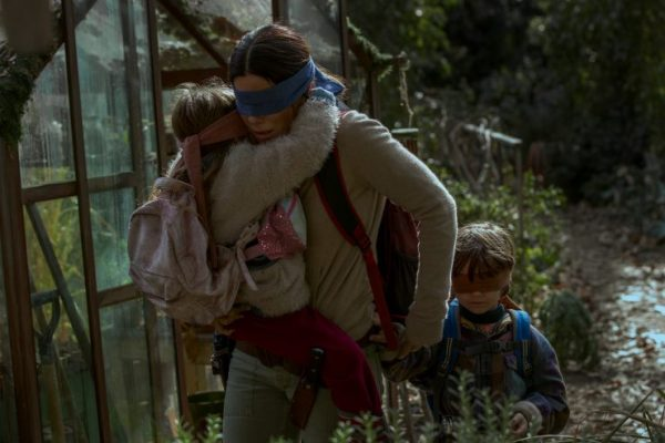 Netflix Review – Bird Box (2018)