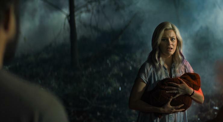 Watch James Gunn's Brightburn Trailer A Superhero Horror Story