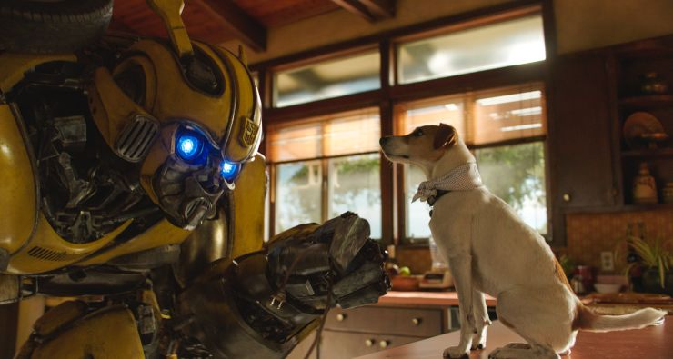 Bumblebee Out Today, Watch New Clips