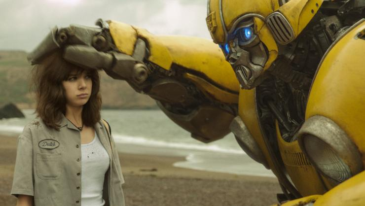 Bumblebee Clips Show that It's Not Transformers Meets Herbie!