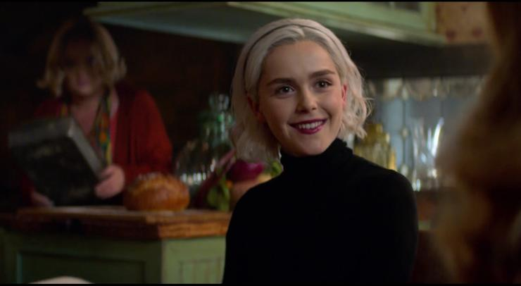 Chilling Adventures Of Sabrina Getting Second Season Watch Teaser