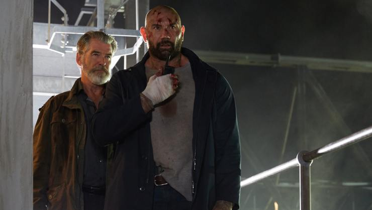 Win Final Score Starring Dave Bautista On Blu-Ray