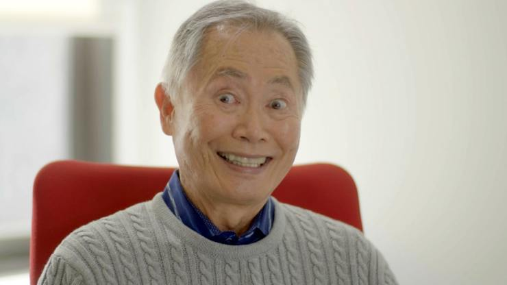 Star Trek Legend George Takei Joins AMC's The Terror