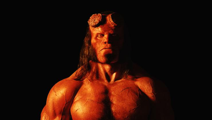 Check Out New Poster For Hellboy Reboot, Trailer Coming Soon