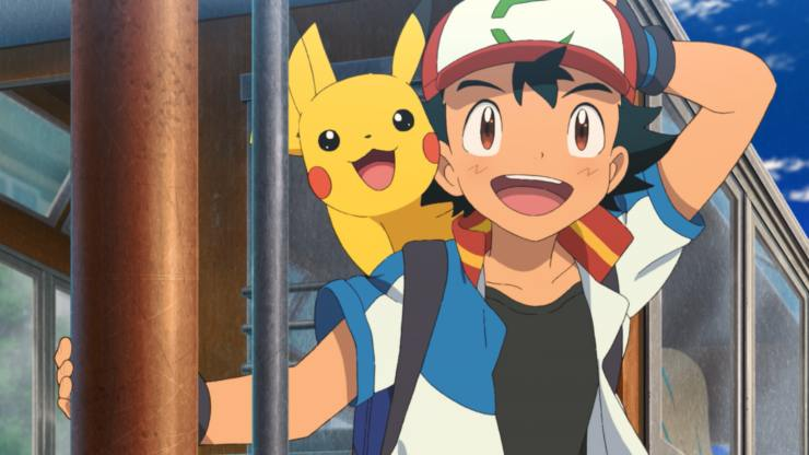 Pokémon the Movie: The Power of Us Getting February Home Release!