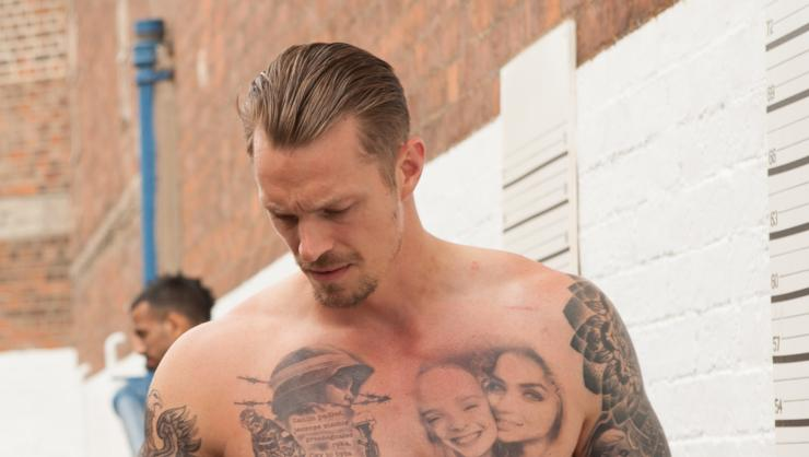 Joel Kinnaman Versus The Mob In The Informer UK Trailer