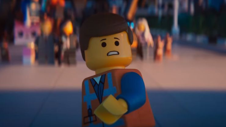 The Duplo's Attack! The Lego Movie 2 UK Trailer Heads Into Space