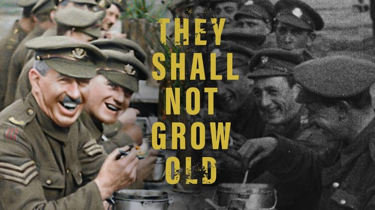 Film Review – They Shall Not Grow Old (2018)