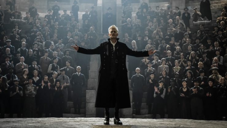 Win Fantastic Beasts: The Crimes Of Grindelwald On BLU-RAY™