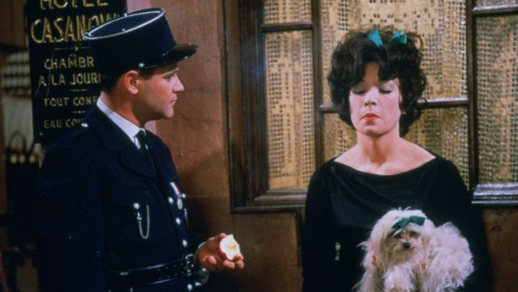 Billy Wilder's Irma La Douce Getting A Masters Of Cinema Release