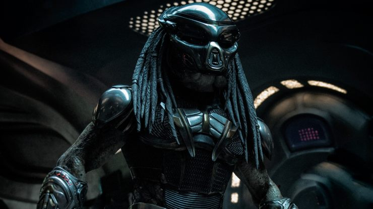 Bluray Review – The Predator (2018)