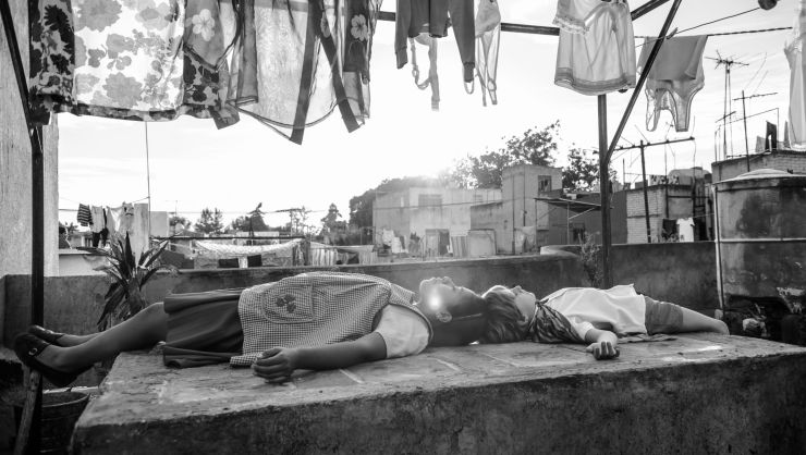 Alfonso Cuarón Reacts To 10 Academy Award nominations For Roma